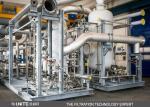 Сепаратор фильтра природного газа стали углерода BOCIN для отделять жидкости и воздуха