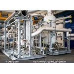 UNA el separador del filtro del gas natural del acero de carbono para el líquido y la separación por aire
