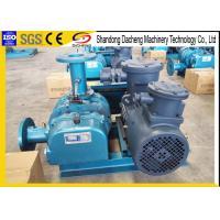 China Construction Simple High Vacuum Blower , Belt Vacuum Blower Industrial on sale