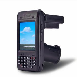 China 4m reading distance 860-960MHZ Handheld uhf rfid reader with GPRS/3G network,GPS positioning(Programmable,SDK free) on sale