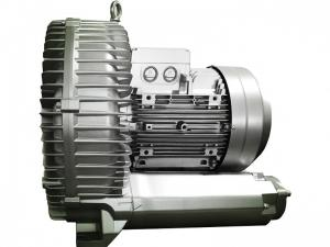 China Durable Aquarium Air Pump Side Channel Air Blower Aerators For Fish Farming on sale