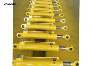 China 4 Ton Double Acting Hydraulic Cylinder Chrome Plating For Coal Mining Machinery on sale