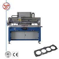 700*1600 Semi Automatic Manufacturer Supply Head Gasket Screen Printer
