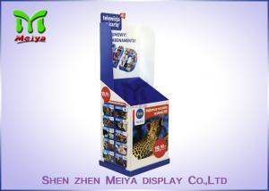 China Ganchos automáticos das camadas dos suportes de exposição da propaganda do cartão que Screenprinting on sale