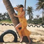 207615 Latest Women Dresses New Fashion Sleeveless Sexy Backless Split Ends Design Long Summer Maxi Dress