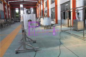 China 10kw Electric Bottle Labeling Equipment SUS304 1400 * 700 * 1750mm on sale