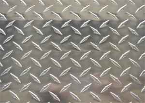 China Diamond Plate Aluminum Sheet Metal 5052 1.5mm 2mm 2.5mm Checkered Aluminum Sheets on sale