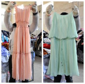 China China Fashion Clothing,Wholesale ladies blouse ,second hand Clothing Wholesaler on sale