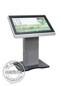 China Self Service Touch Screen Kiosk All In One PC 42 Inch Electronic Kiosk With Touch Screen on sale