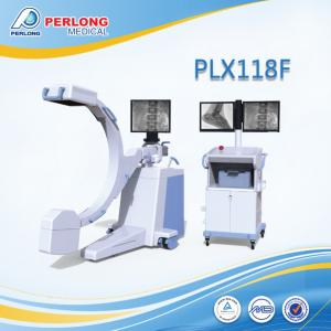 China Medical devices PLX118F mini C-arm machine with Thales FPD on sale