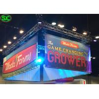 China P5 Indoor Ultra Slim Rental Hanging LED Display High Definition for Booth on sale