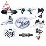 OEM Complete Variety Bicycle Spare Parts and Accessories Bicycle Parts With Different Models