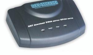 Quality Armazenamento da rede do servidor de rede de USB (MH-HN-652) for sale