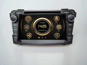 China Wince System 2din Car DVD GPS Multimedia Player with Bluetooth 3g for Hyundai i40 on sale