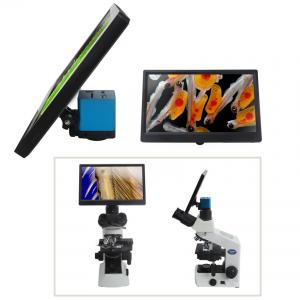China High resolution HDMI digital camera microscope LCD screen displayer on sale