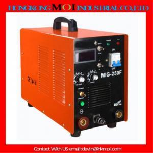China Welding Equipment:mig Mag Co2 Gas Shielded Welding Machine Welder on sale