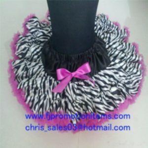 China 2012 Lovely, Posh Zebra Print Tutu Skirt For Girls/children on sale