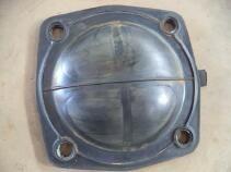 China NBR / NR Regulating Diaphragm Seal Ring Gasket , Direct Membrane Valve Butterfly Valve Parts on sale