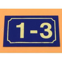 Outdoor Vintage Retro Signs 29.5*29.5cm Wall Mounted Laser Cut Technical