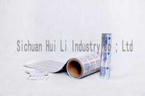 China Blister lidding foil on sale