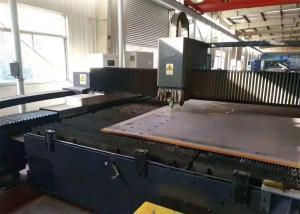 China 3000W-15000W Large working table Metal Laser Cutting Machine on sale
