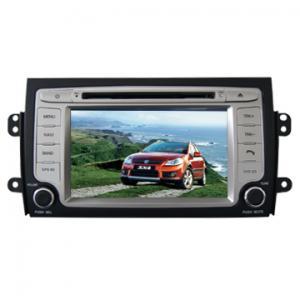 China SUZUKI SX4 Car radio dvd player with GPS Bluetooth Ipod Shenzhen, Guangdong, China on sale