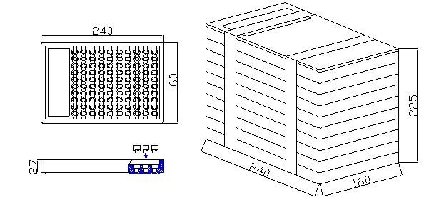 electro magnetic buzzer 5v 2700hz   black ppo transducer
