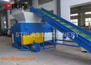 China Easy Operation Foam Plastic Shredder Machine Waste Household Appliances on sale