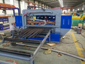 China High Precision Automatic Steel Grating Welding Machine With Touch Screen Control on sale