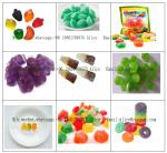 Coca Cola Gummy Production Line 600kg /h CE ISO Certification Snack Equipment China factory