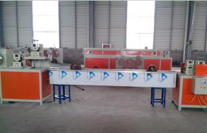 China 380V 50HZ Strapping Band Machine , Plastic PP PET Strap Making Machine on sale