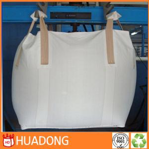 China PP jumbo bag/Circular PP bulk bag for mineral packing/big bag for packaging copper ore, mineral, sand 1000kg on sale
