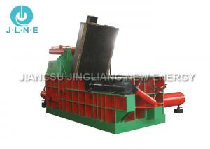 China Automatic Triple Action Hydraulic Baling Press Machine Waste Copper Aluminum Support on sale