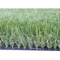 UV Resistance Non - stain Garden Artificial Grass 20 mm – 40 mm Yarn Height
