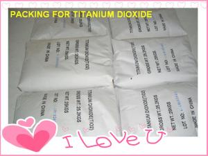 China Titanium dioxide rutile 94% (pigment white 6) on sale