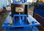 11 Stations Roller Rack Roll Forming Machine , Steel Angle Rolling Machine With Control Box