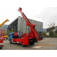 China Mechanical Driven Truck Mounted Core Drill Rig  For Bridge , Dam on sale
