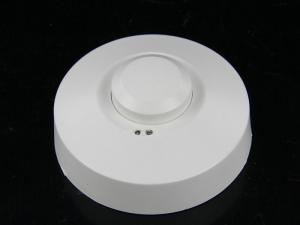 China Plastic LED Microwave Motion Sensor Light Switch 5.8GHz CW Radar on sale
