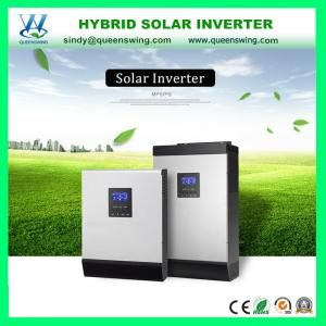 China 5kVA Hybrid Solar Inverter Built in 60A MPPT Solar Controller with Parallel Function (QW-5kVA4860) on sale