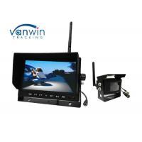 Wireless rearview car 7 inch monitor truck wireless camera kit