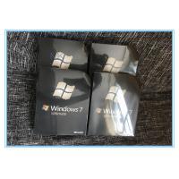 Retail Box Windows 7 Ultimate OEM Key 32/64BIT Activation Online Multilanguage