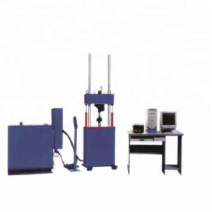 China ISO 1099 Axial Fatigue Testing Machine Hydraulic Vibration Testing Machine on sale