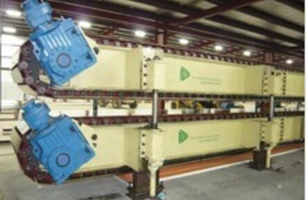 Cold Rolled Discontinuous PU Sandwich Panel Machine For