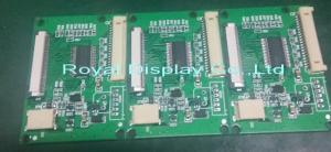 China Programmable TFT Lcd Controller Board For Laptop Screen OEM / ODM Acceptable on sale