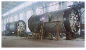 China Pressure Vessel heating treament equipment on sale