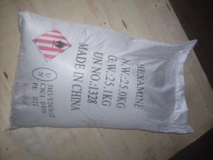 China hexamine stabilized  99.0% min on sale
