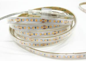China 24V Rgb Waterproof Flexible Led Strips With DC Head Fast Heat Dissipation on sale