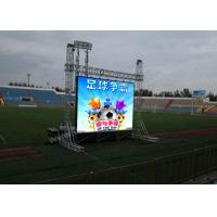 SMD3535 Led Video Wall Rental , Led Wall Rental Constant Drive Easy Install