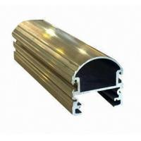 6063 Series Clear Anodized Aluminum Door And Window Profiles GB/75237-2004