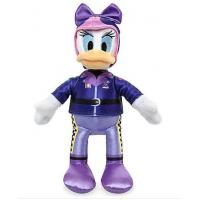12 Inch Disney Roadster Racers Cars Daisy Duck Stuffed Animal For 3+ Childrens